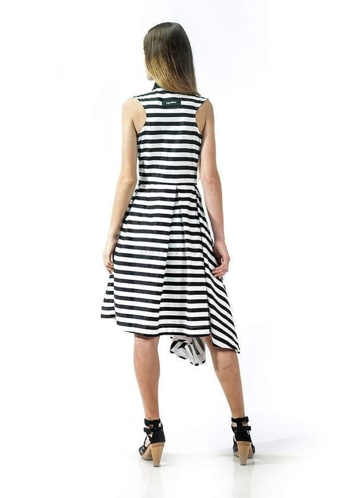 #Zebradress-Women - Apparel - Dresses - Day to Night-guzundstraus-Très Fancy