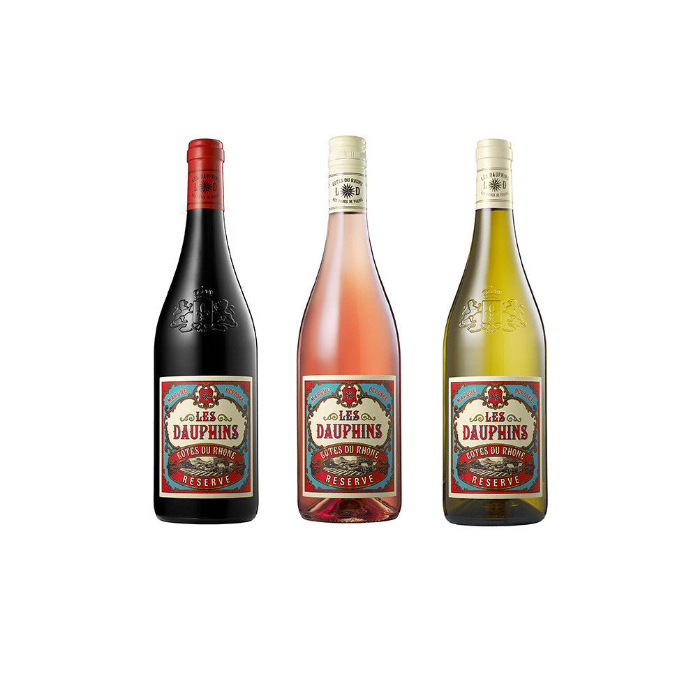 Wine mixed pack