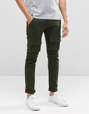 Liquor & Poker Cargo Trouser