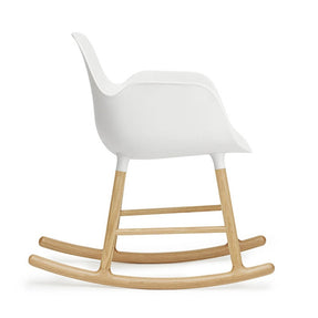 Normann Copenhagen Form Rocking Armchair – Oak