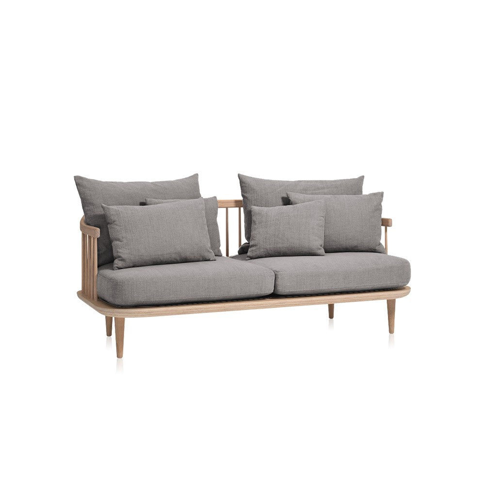 FLY Sofa SC2 White Oiled Oak