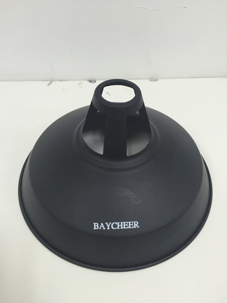 BAYCHEER Industrial Retro Black Pendant Light - HL371788