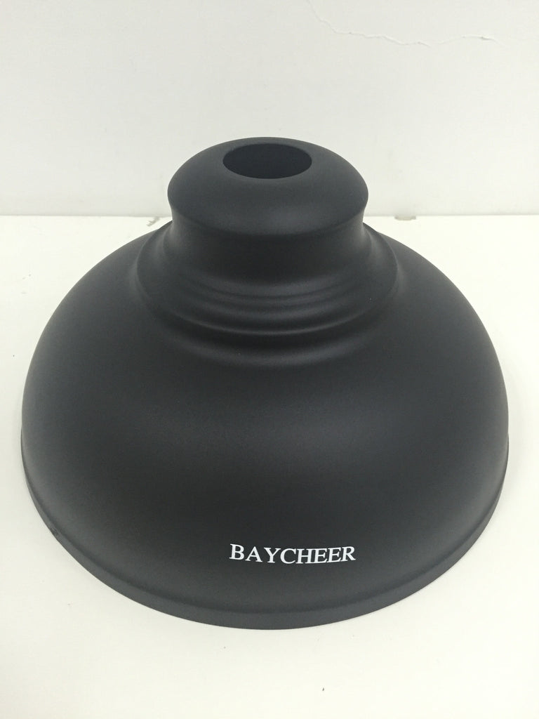 BAYCHEER Industrial Design Retro Dome Pendant Lamp in Black - HL371891