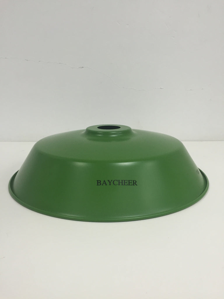 BAYCHEER Green 1 Light Barn Style Pendant Lighting - HL371752