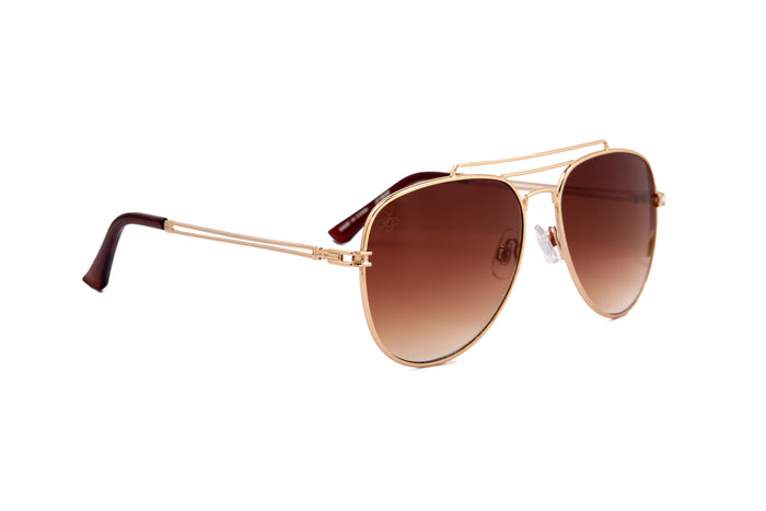 AVIATOR STYLE IN GOLD - JP18589