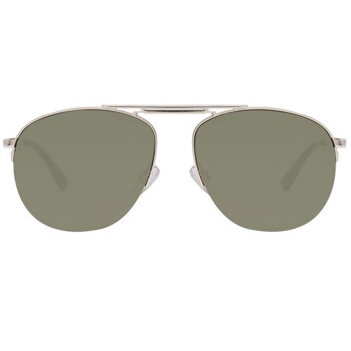 liberation sunglasses - gold/tort