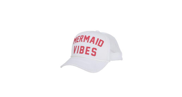 spiritual gangster-mermaid vibes trucker hat-mercer & winnie