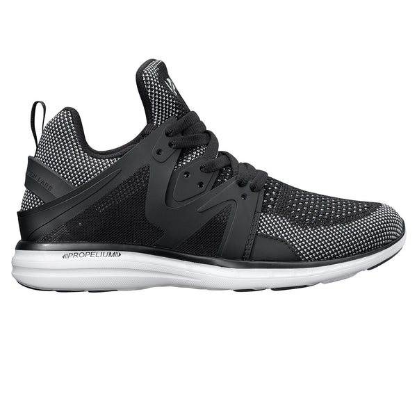 APL-men's ascend - black/white-mercer & winnie