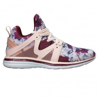 APL-women's ascend - blush/floral red-mercer & winnie