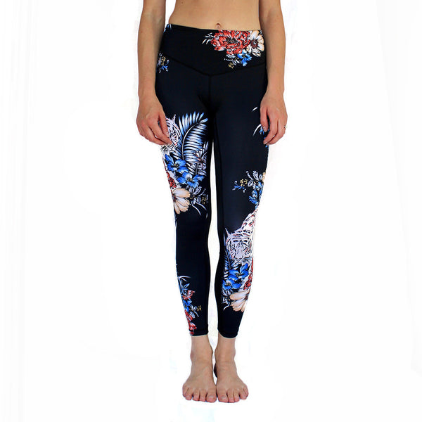 rumble in the jungle legging
