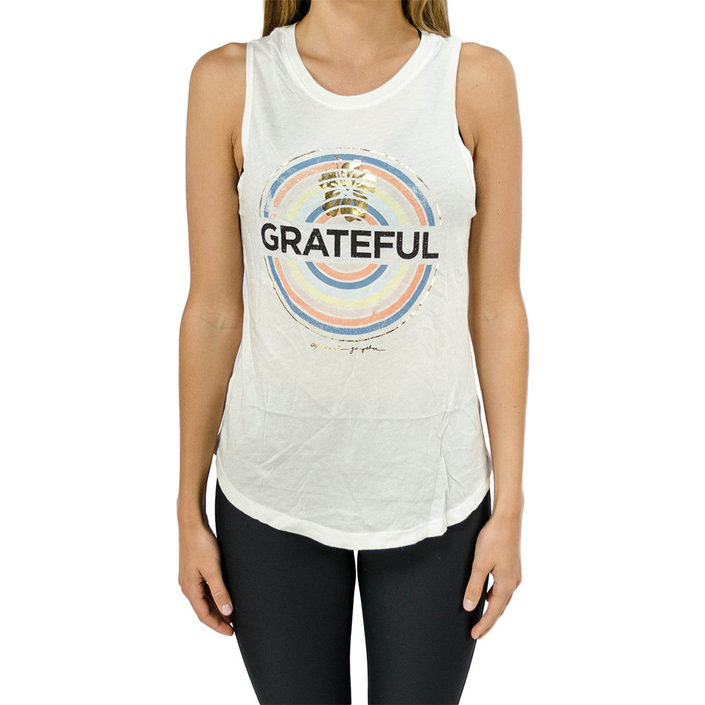 spiritual gangster-grateful medallion muscle tank-mercer & winnie