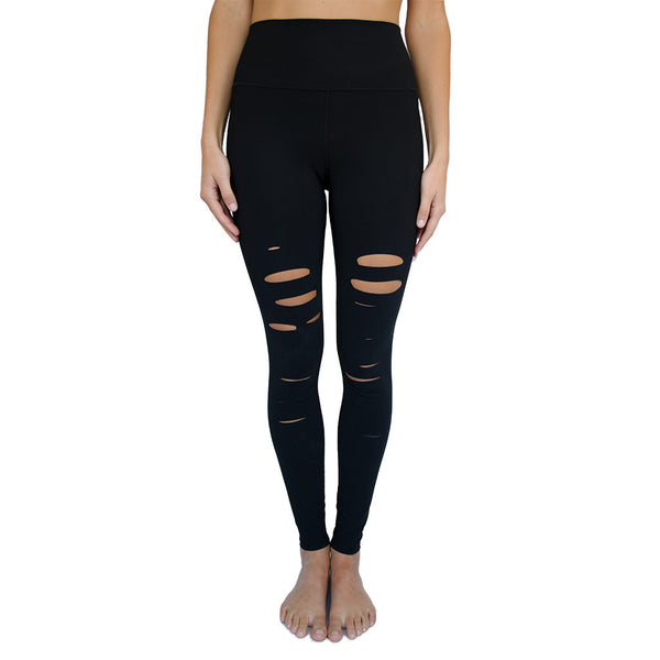 alo-high waist ripped warrior legging-mercer & winnie