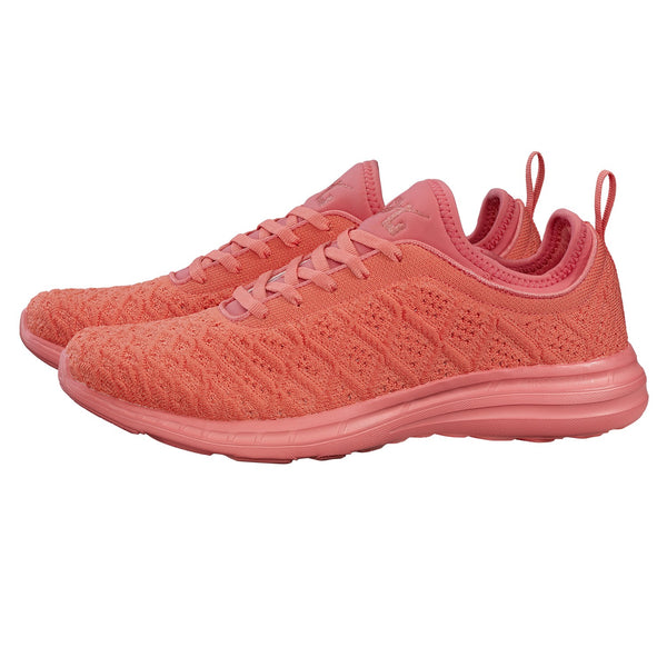 men's techloom phantom - fire coral