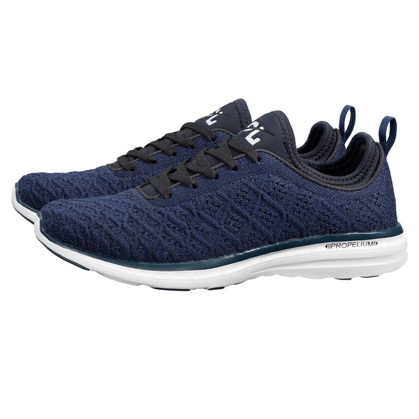 women's techloom phantom - navy/black/melange