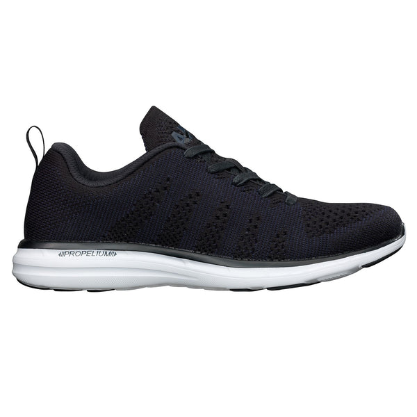 APL-men's techloom pro cashmere - black/navy cashmere-mercer & winnie