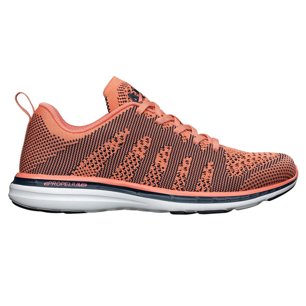 APL-women's techloom pro - peach/midnight-mercer & winnie