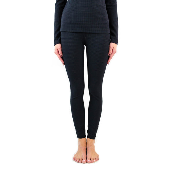 high waist thermal legging