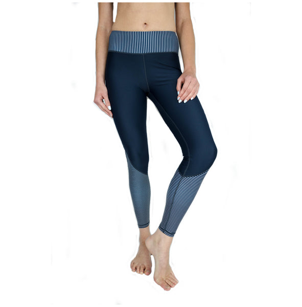 navy bliss legging