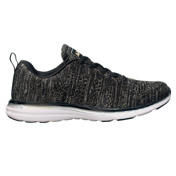 APL-women's techloom pro - black/gold/silver-mercer & winnie