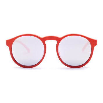 le specs-cubanos sunglasses - firecracker rubber-mercer & winnie