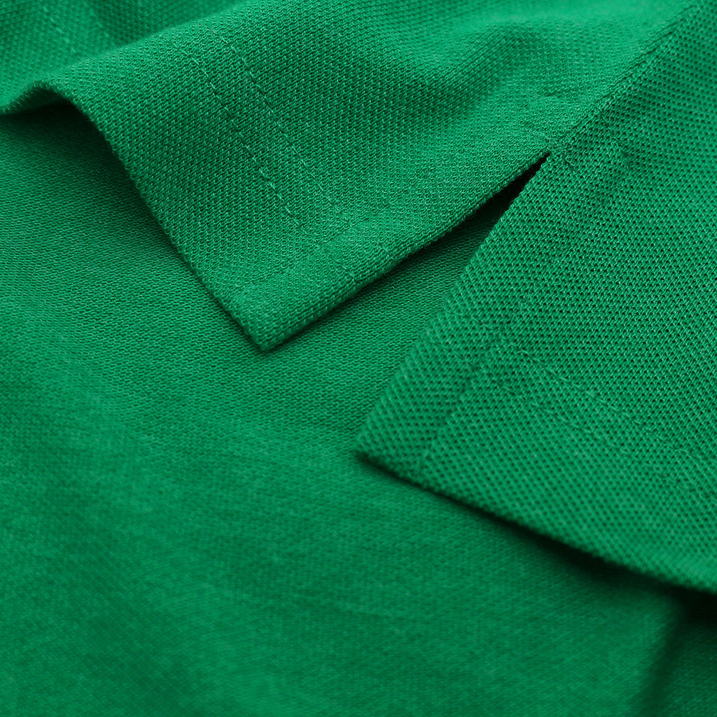 Vintage Washed Pique Polo