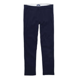 Asquith & Fox Women's Classic Chino In Navy