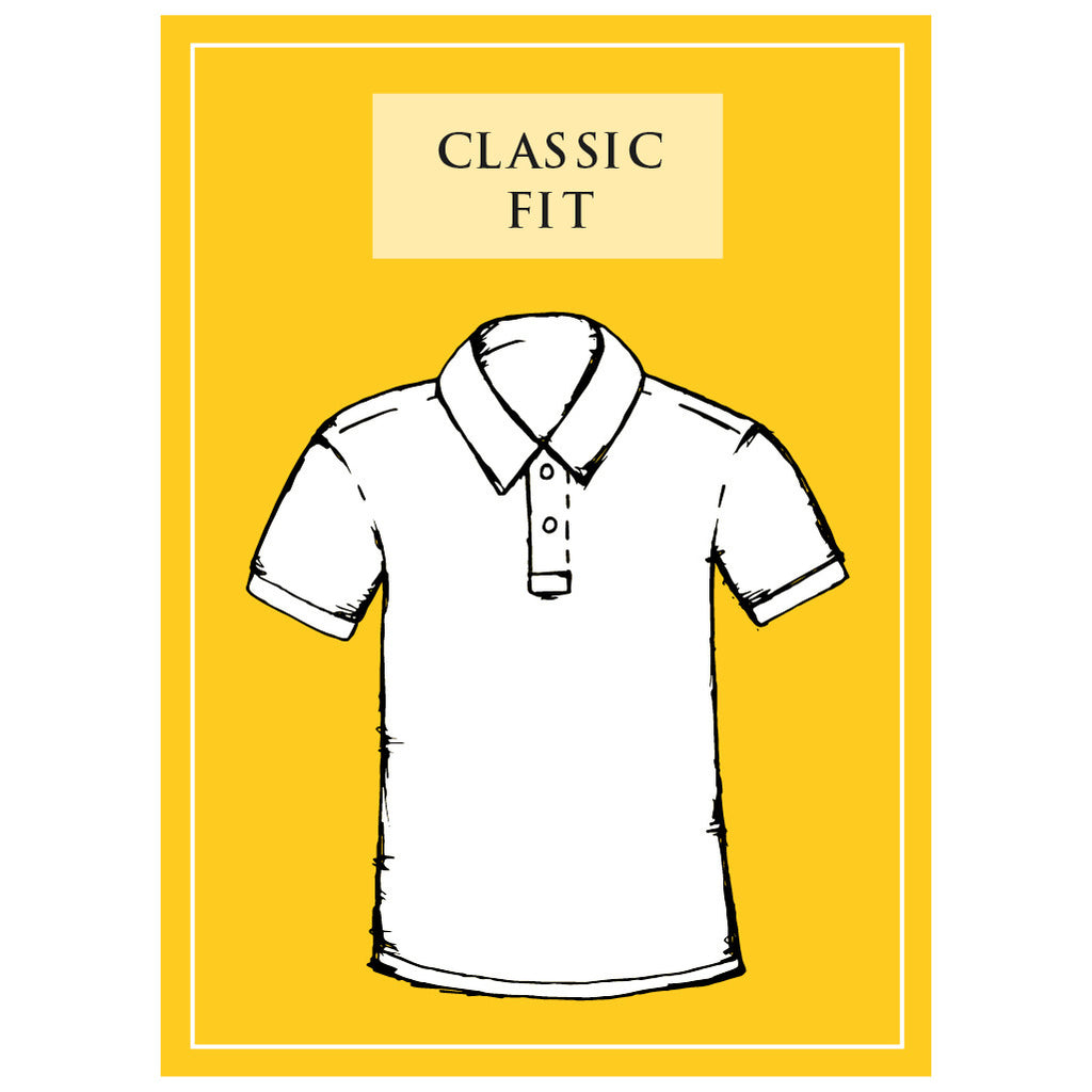 Asquith & Fox Men's Classic Piqué Polo Shirt In Burnt Orange