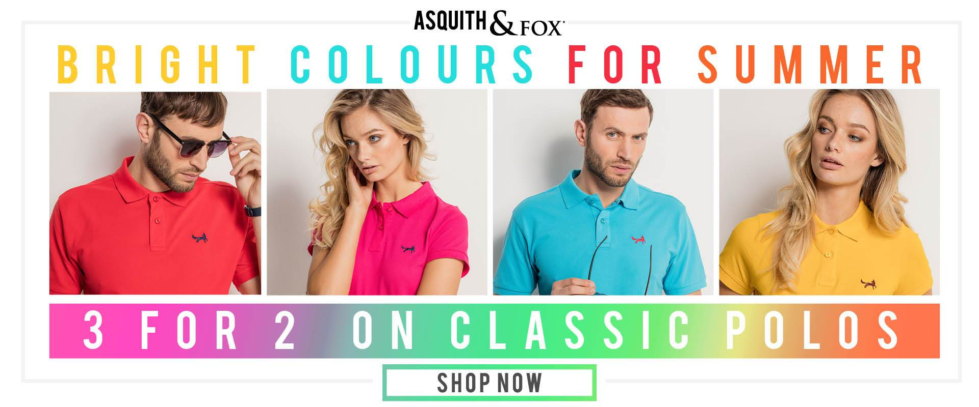 Asquith & Fox Jumpers