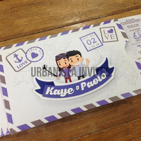 Kaye and Paolo