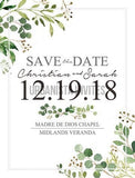Save-the-Date Card