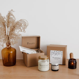 Wanderlust Candle Box