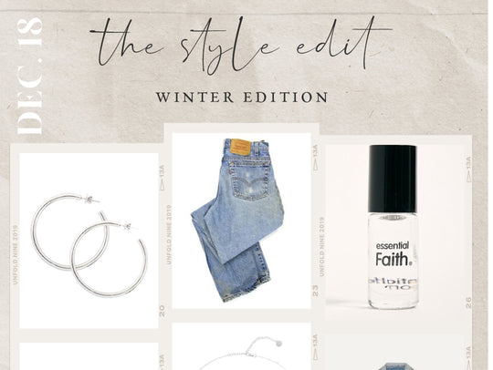 Washed Ashore Favorites: The Winter Edit