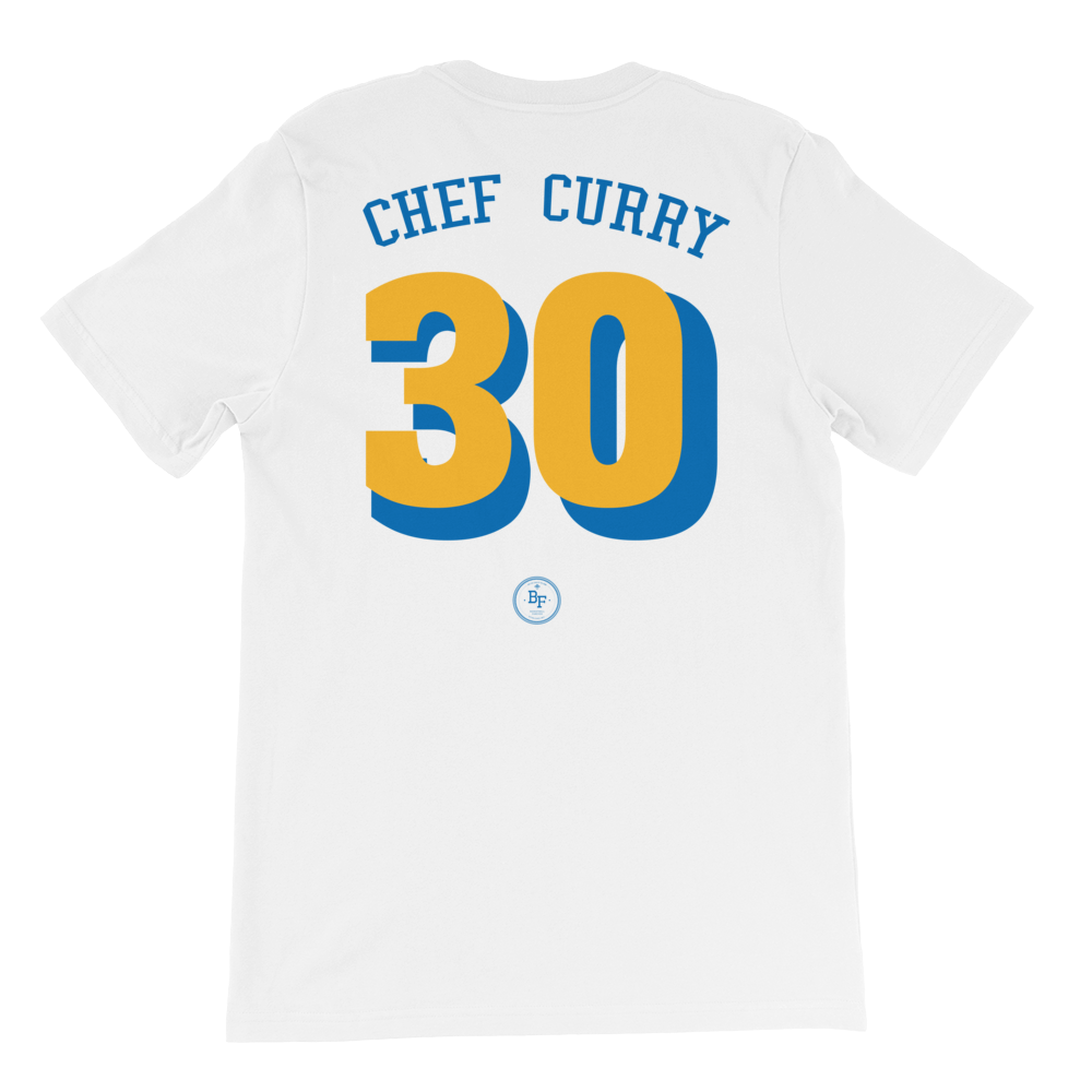 Chef Curry 'Always Reppin' - Basketball Forever Shop