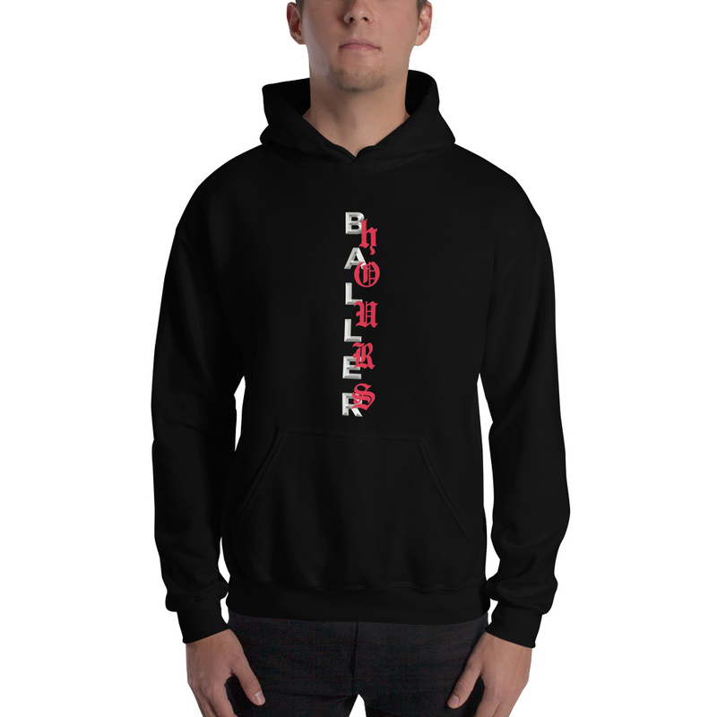Baller Hours Hoodie - Basketball Forever Shop