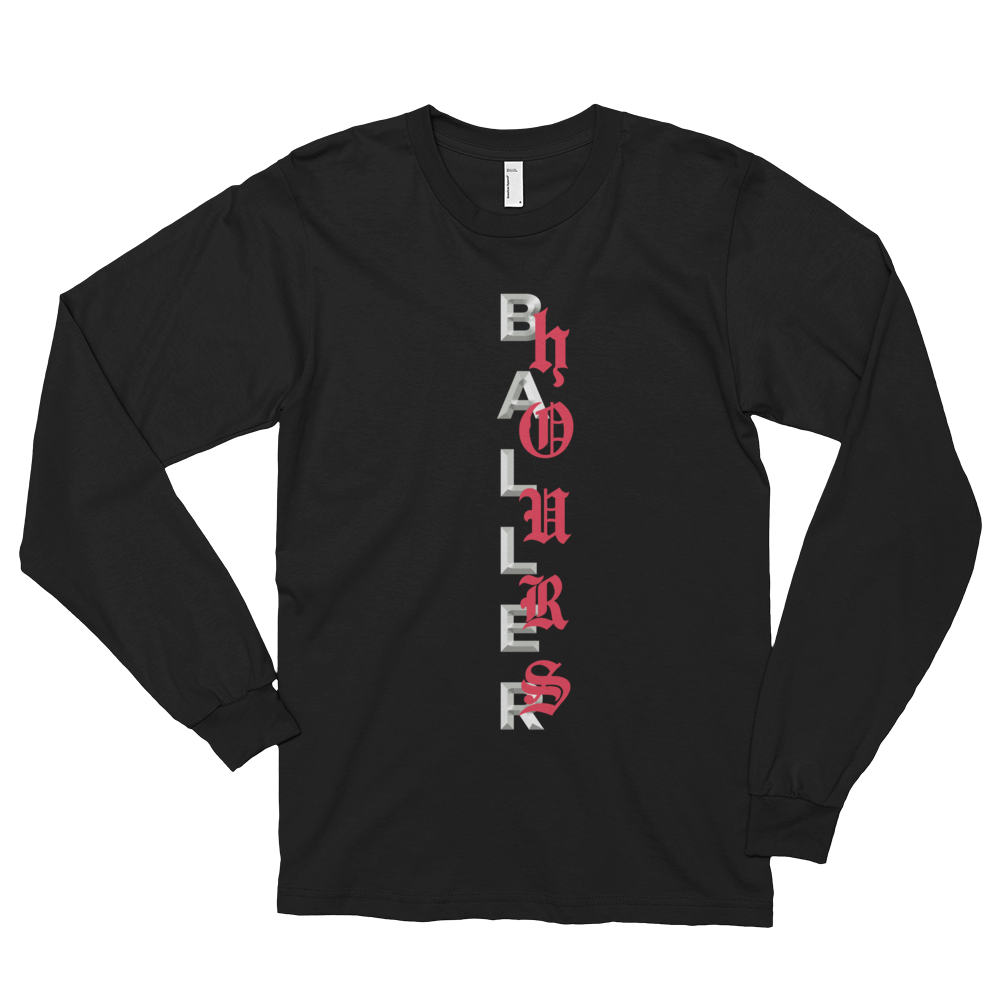 Baller Hours Long Sleeve - Basketball Forever Shop