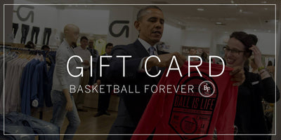 Gift Card - Basketball Forever Shop