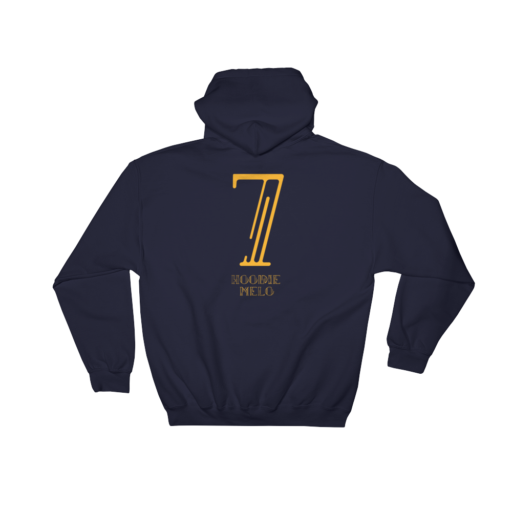 Hoodie Melo - Basketball Forever Shop