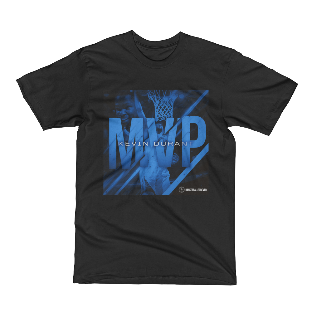 Kevin Durant FINALS MVP - Basketball Forever Shop