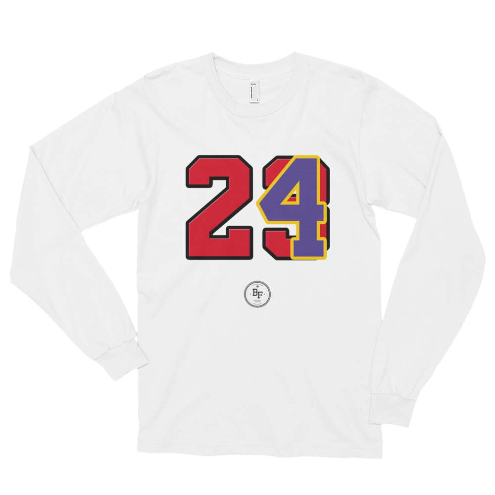 Long Sleeve Eras Collide - Basketball Forever Shop