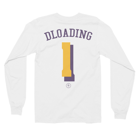 Long Sleeve DLoading 'Always Reppin'
