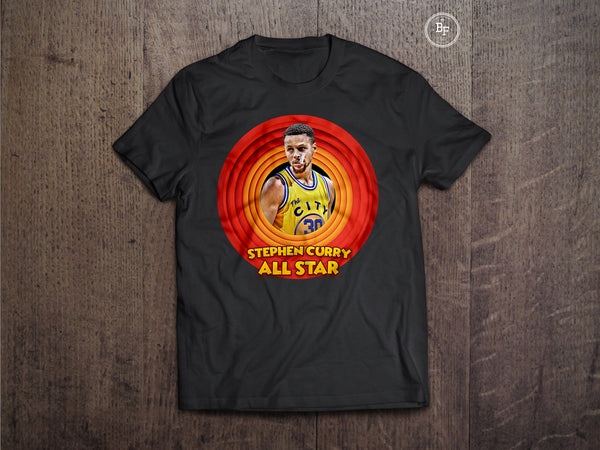 Stephen Curry Looney Tunes All-Star - Basketball Forever Shop