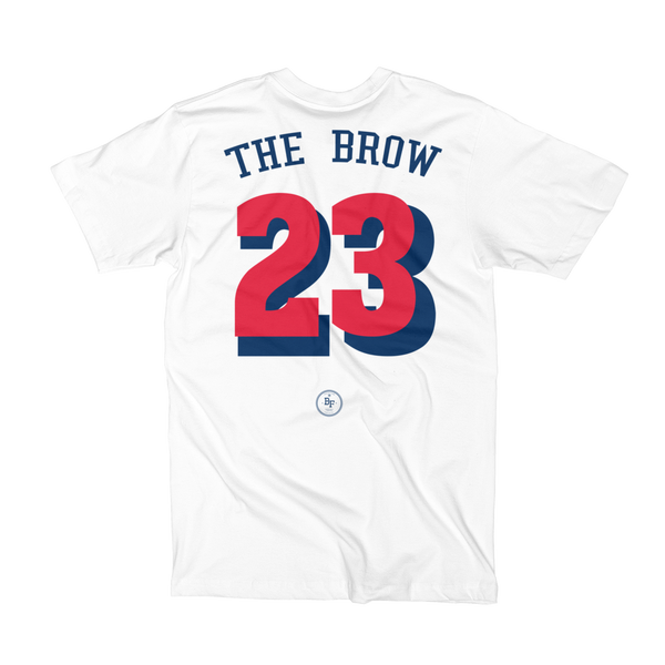 The Brow 'Always Reppin' - Basketball Forever Shop