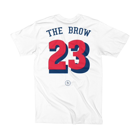 The Brow 'Always Reppin'