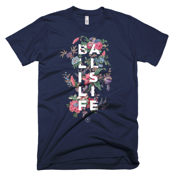 Floral Ball Is Life - Basketball Forever Shop