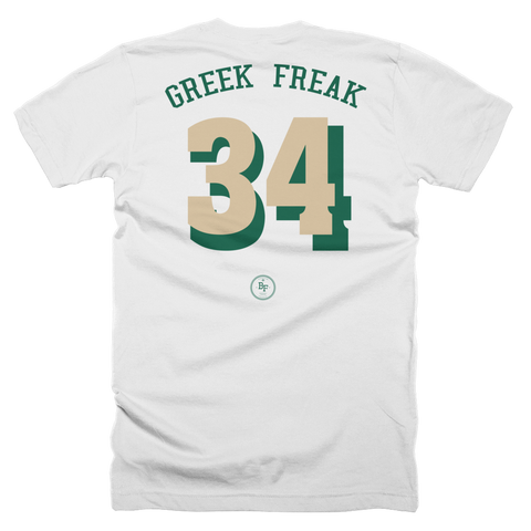 Greek Freak 'Always Reppin' - Basketball Forever Shop