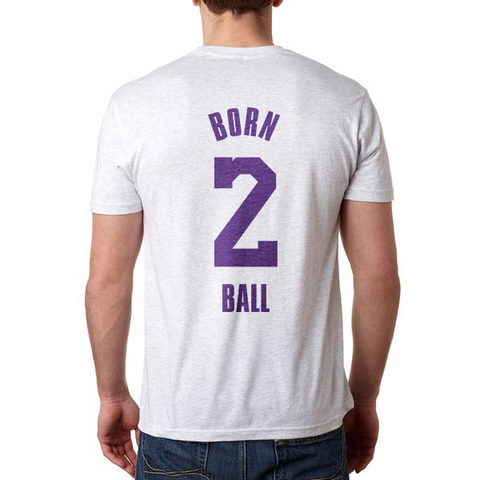 Lonzo Ball 'Born 2 Ball'