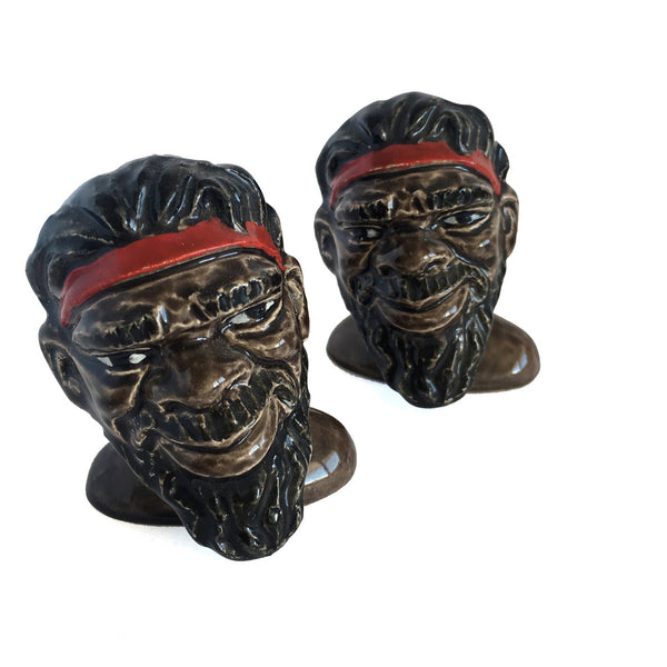 Australian Salt and Pepper Shakers