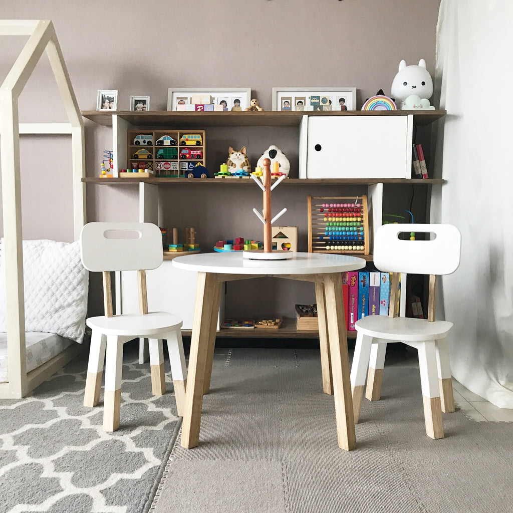 Petite Table & Chair Set (PRE-ORDER)
