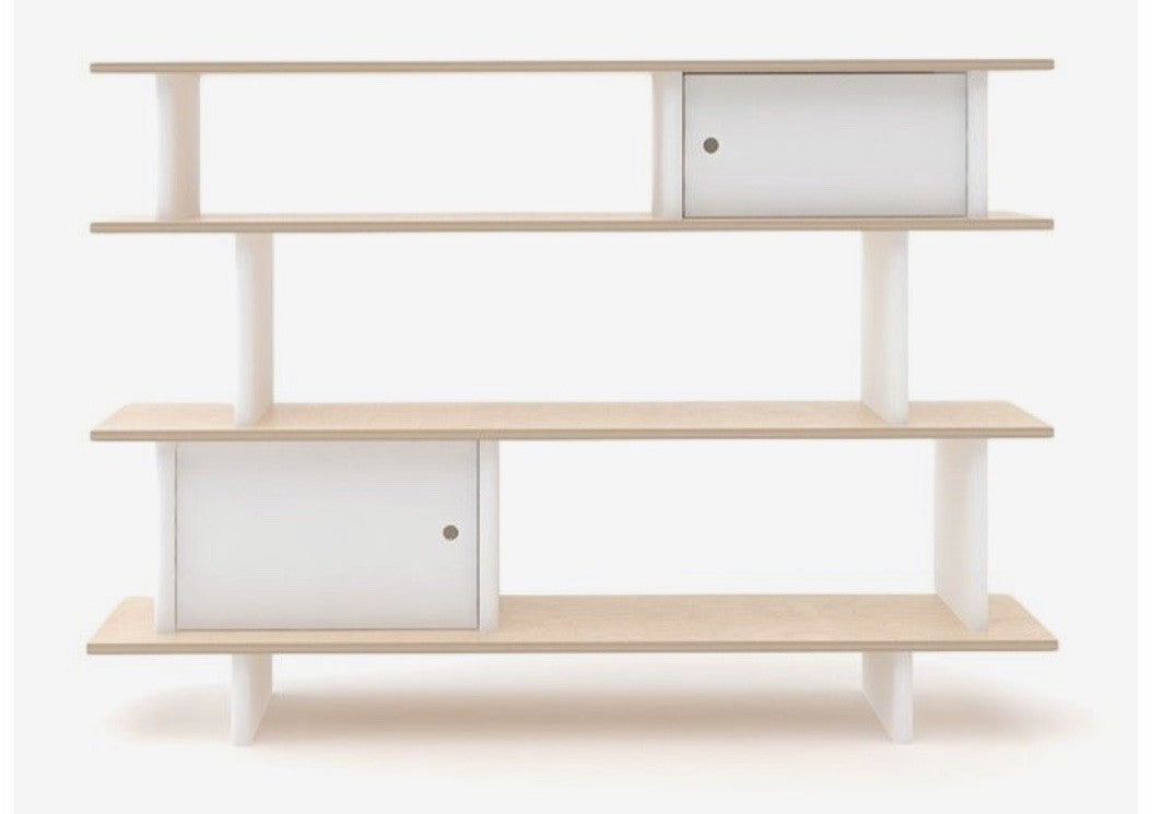 Two-Toned Scandi Storage Shelf (PRE-ORDER)