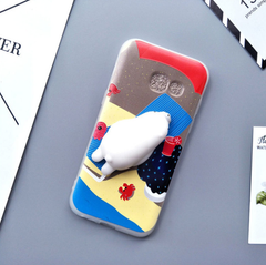Squishy Animal Phone Case For Samsung Phones